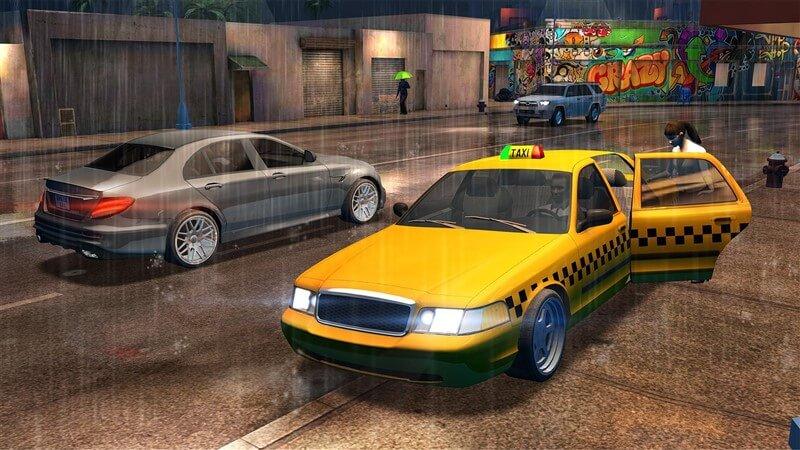 Taxi Sim 2020 Hileli Apk