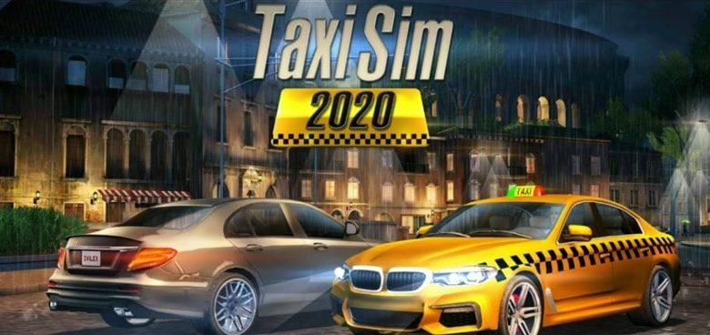 Taxi Sim 2020 Hileli Apk İndir