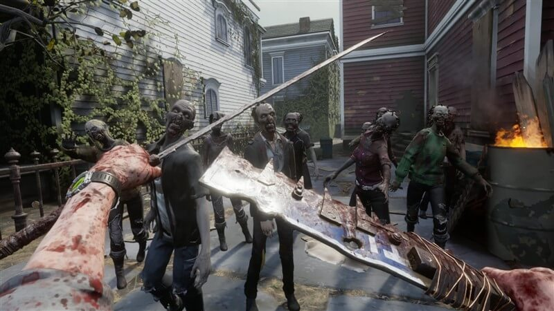 The Walking Dead Saints Sinners İndir