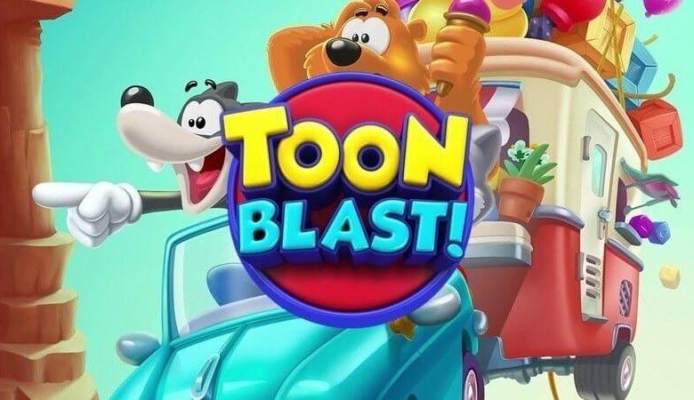 Toon Blast Hileli Apk İndir