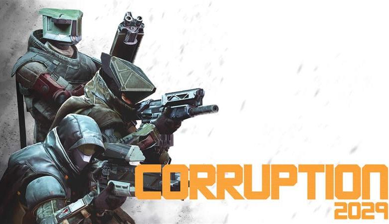 Corruption 2029 İndir