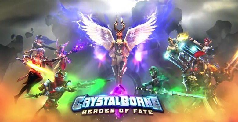 Crystalborne Heroes of Fate Apk İndir