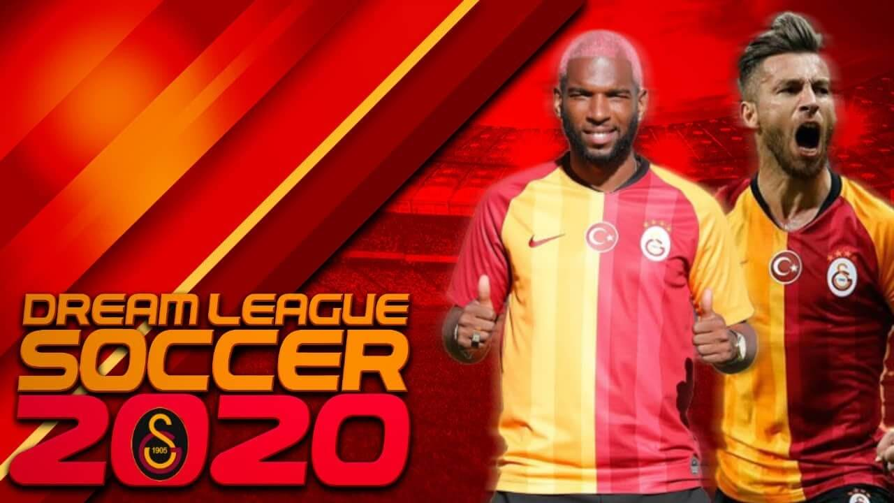 Dream League Soccer 2020 Dls Galatasaray Modu Apk İndir İndirin Co