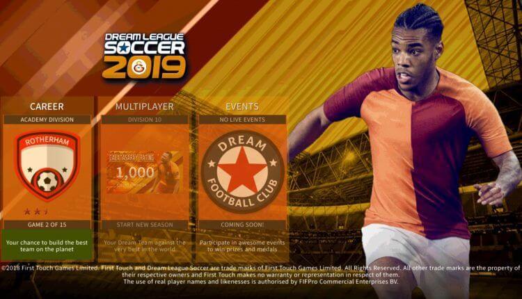 DLS 2020 Galatasaray Modu Apk İndir
