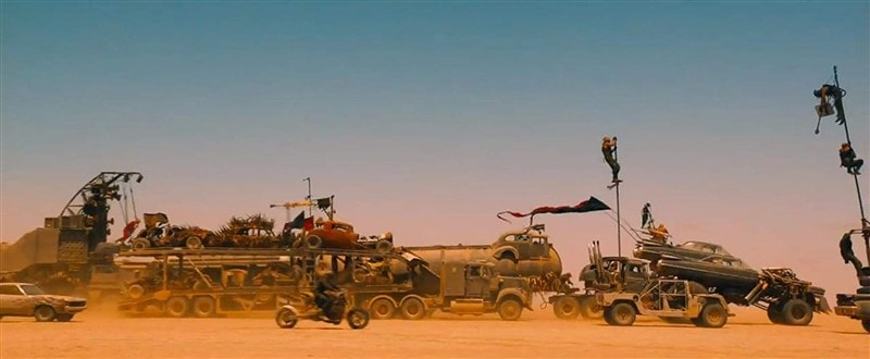 Mad Max Fury Road İndir