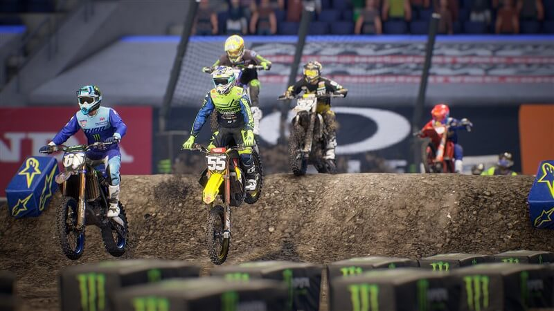 Monster Energy Supercross 3 İndir