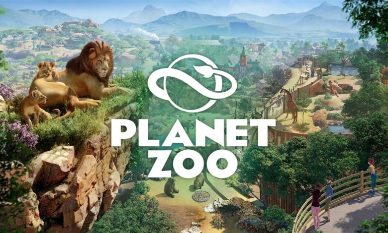 Planet Zoo İndir
