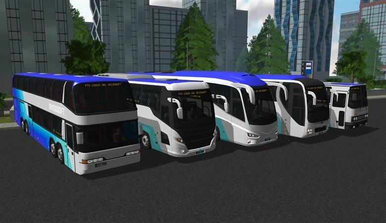 Public Transport Simulator Coach Hileli Apk İndir