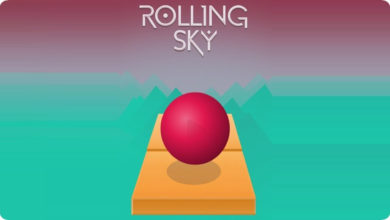 Rolling Sky Hileli Apk İndir
