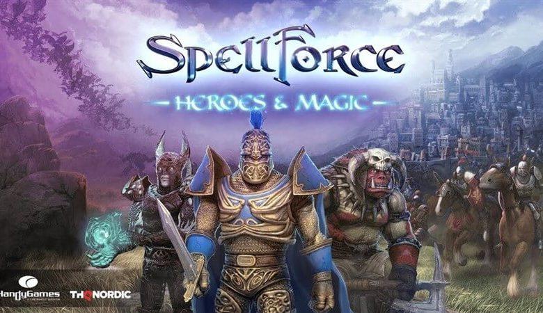 SpellForce Heroes & Magic Hileli Apk İndir