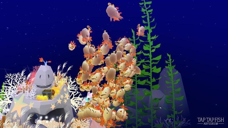 Tap Tap Fish Abyssrium Hileli Apk İndir