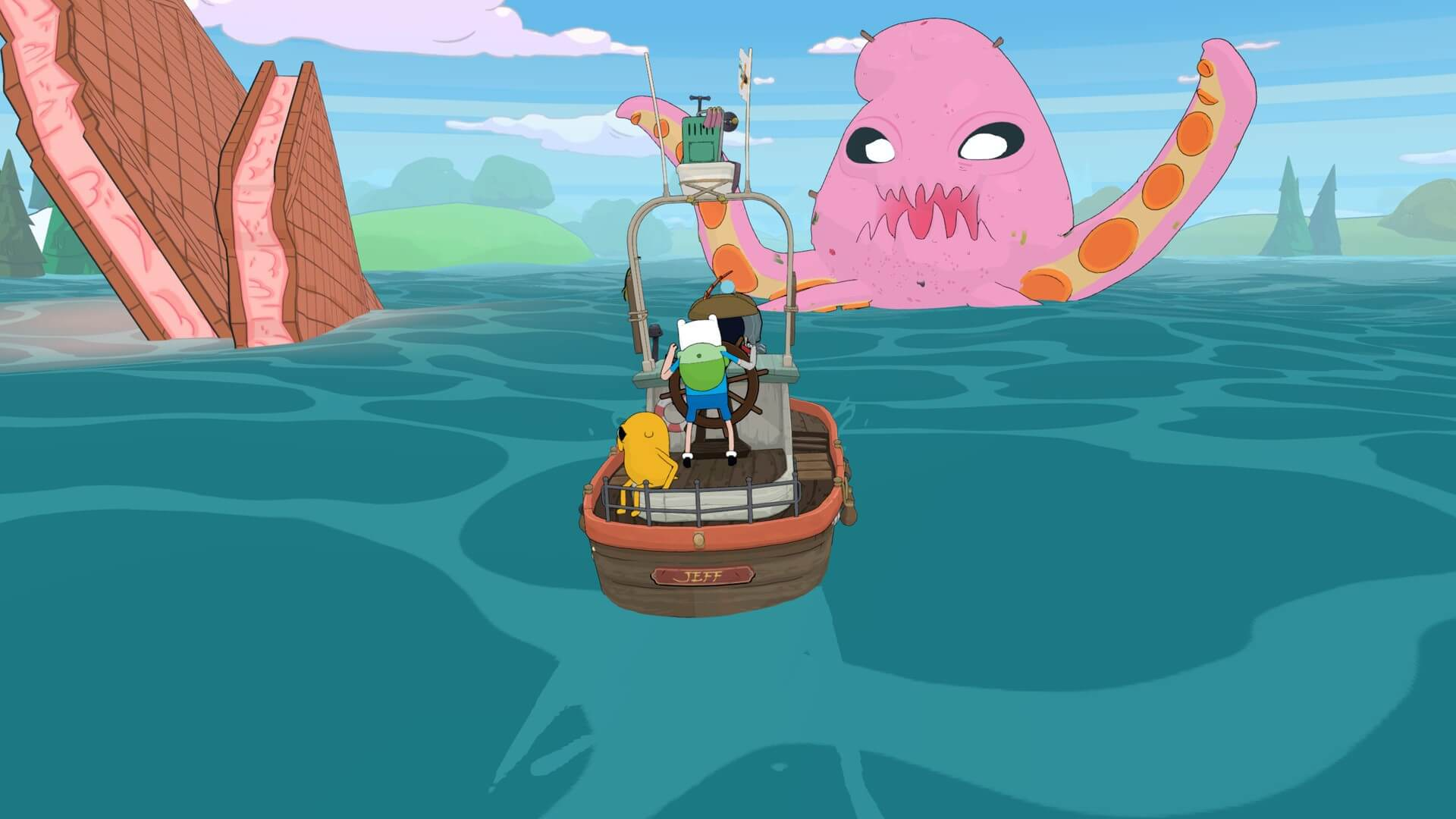 Adventure Time Pirates of the Enchiridion İndir