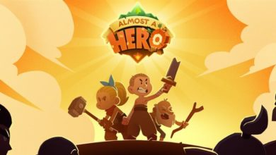 Almost a Hero Hileli Apk İndir