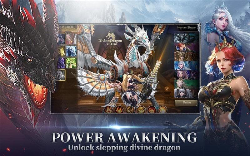 Awakening of Dragon Hileli Apk İndir