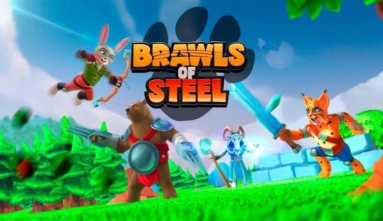 Brawls of Steel Hileli Apk İndir