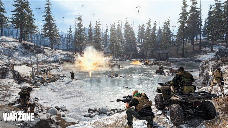 Call of Duty Warzone İndir