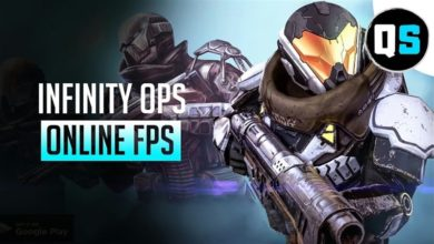 Photo of Infinity Ops Online FPS Hileli Apk – Mod Mermi 1.10.0