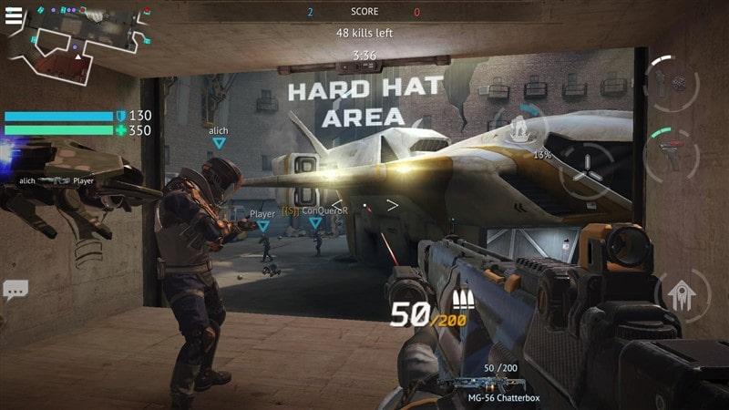 Infinity Ops Online FPS Hileli Apk İndir