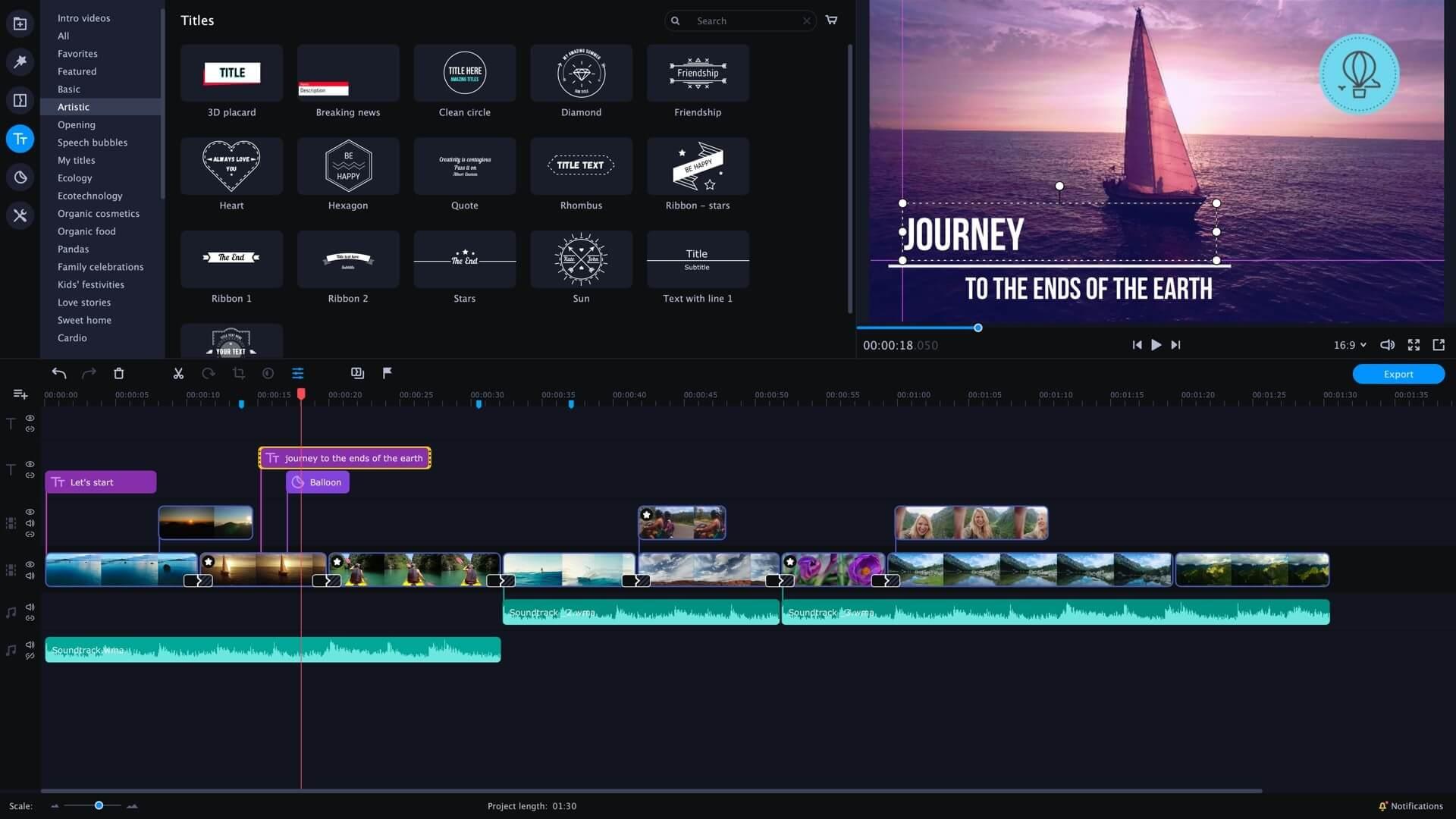 Movavi Video Editor Plus 2020 İndir