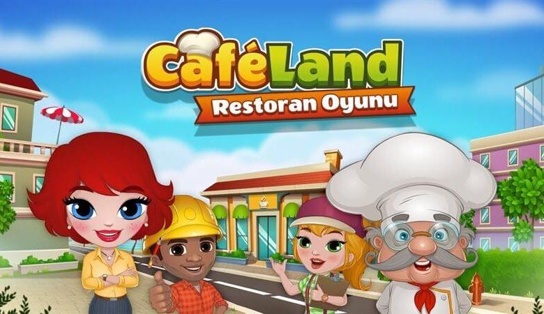 Cafeland - Restoran Oyunu Hileli Apk İndir