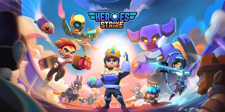 Heroes Strike Hileli Apk İndir