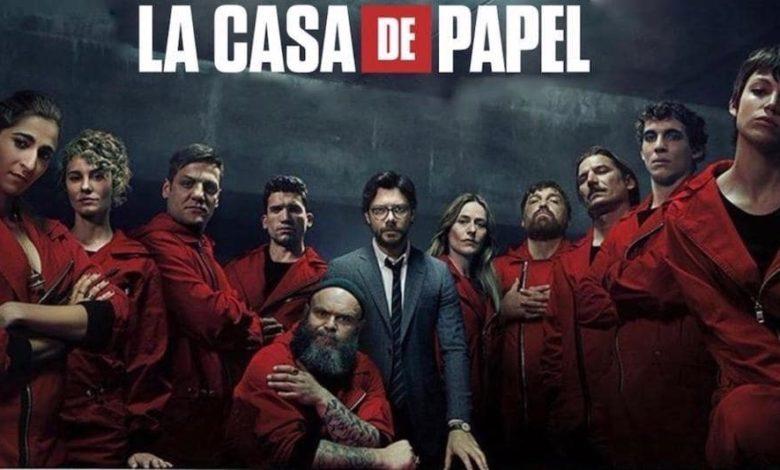 La Casa De Papel 4. Sezon İndir