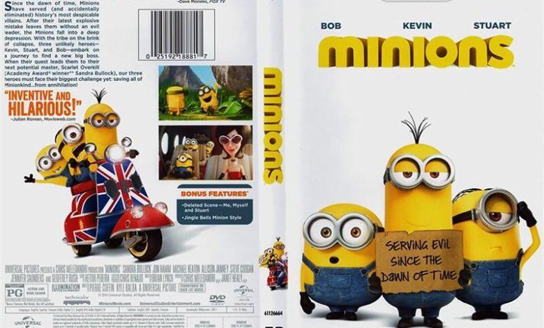 Minyonlar - Minions İndir