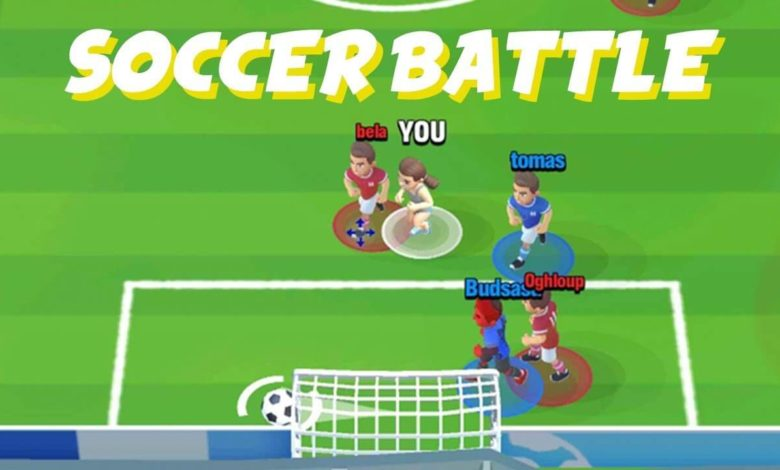 Soccer Battle Online PvP Hileli Apk İndir