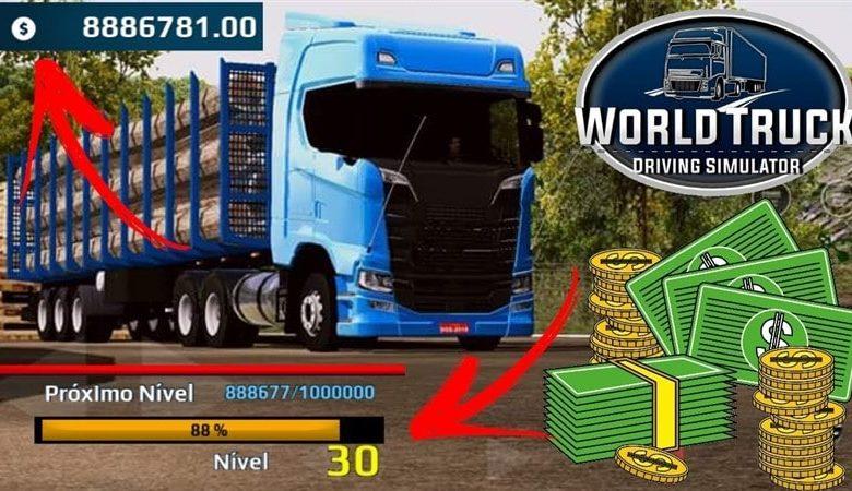 World Truck Driving Simulator Hileli Apk İndir