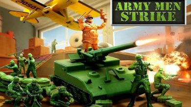 Army Men Strike Apk İndir