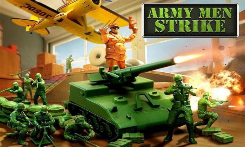 Army Men Strike Apk İndir