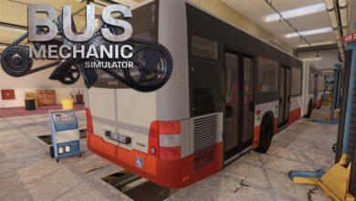 Bus Mechanic Simulator İndir Full