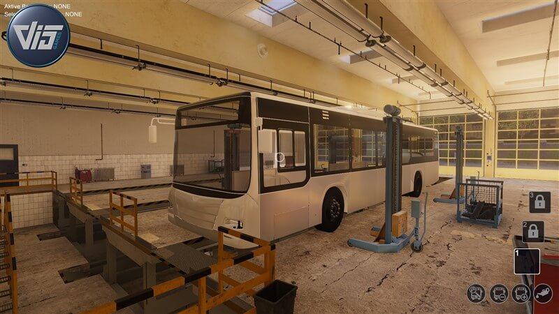 Bus Mechanic Simulator İndir