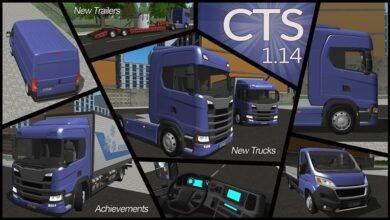 Cargo Transport Simulator Hileli Apk İndir