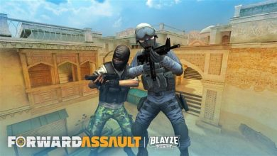 Forward Assault Hileli Apk İndir