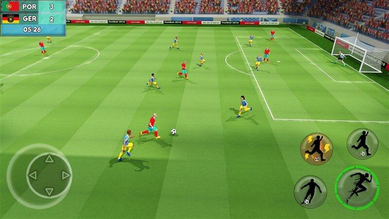 Futbol Kupası oyna 2020 Hileli Apk İndir