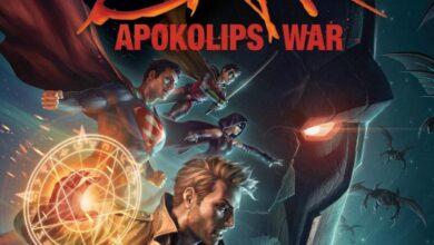 Justice League Dark Apokolips War İndir