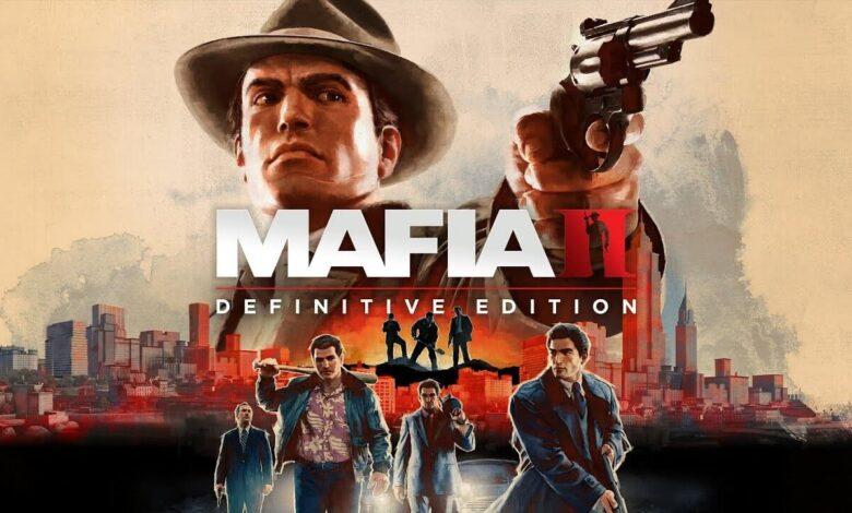 Mafia 2 Definitive Edition İndir Full