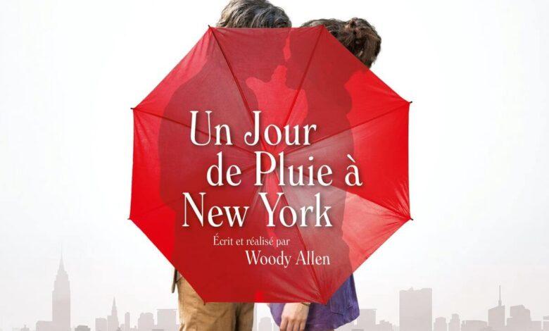 New York'ta Yağmurlu Bir Gün İndir Türkçe Dublaj 1080P
