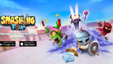 Smashing Four Apk İndir