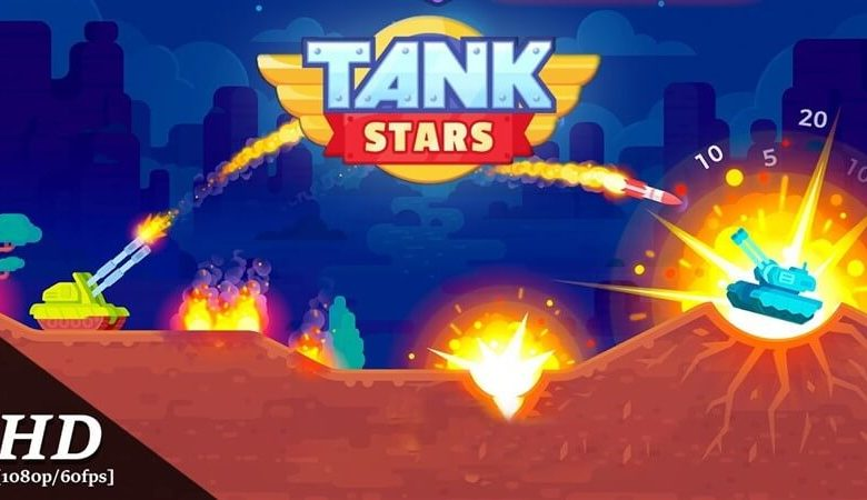Tank Stars Hileli Apk İndir
