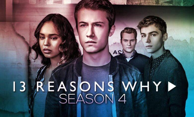 13 Reasons Why 4. Sezon İndir Türkçe 1080P