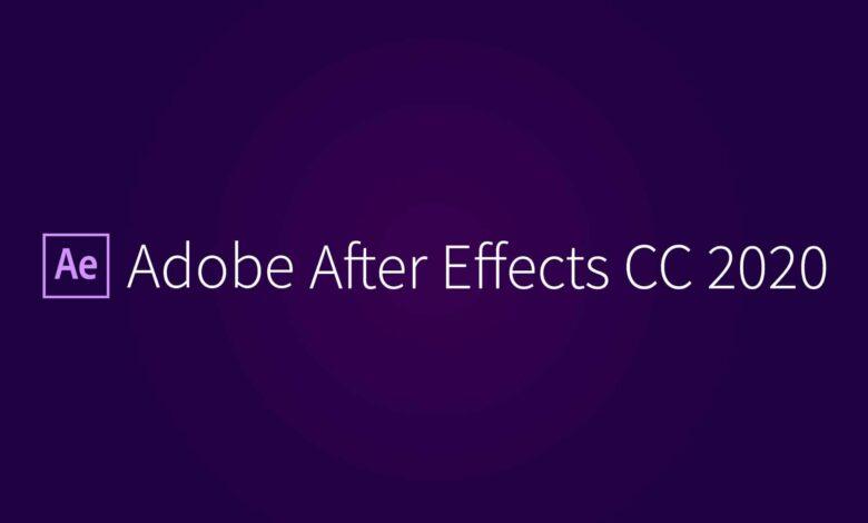 Adobe After Effect 2020 İndir
