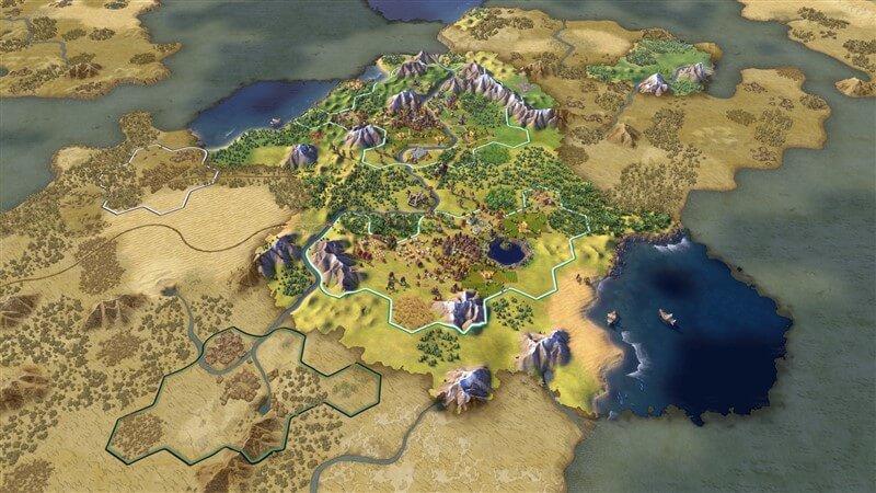Civilization 6 İndir