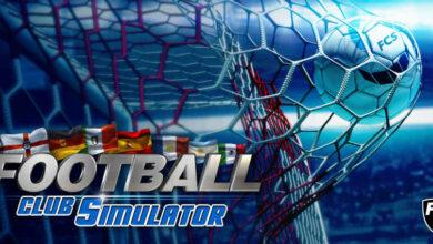 Football Club Simulator 20 İndir