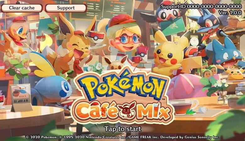 Pokémon Café Mix Hileli Apk İndir