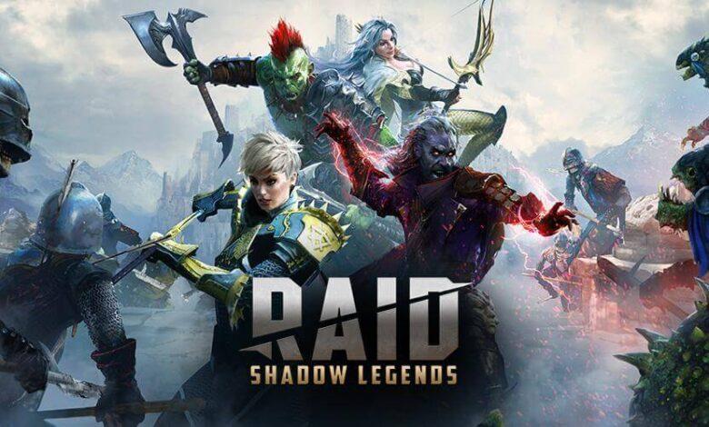 RAID Shadow Legends Hileli Apk İndir