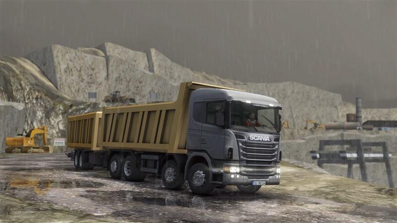 Truck and Logistics Simulator İndir