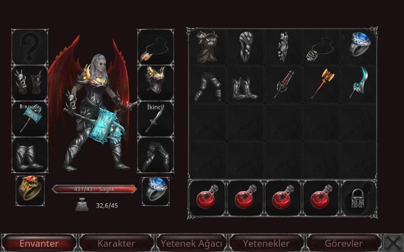 Vampire's Fall Origins RPG Hileli Apk İndir
