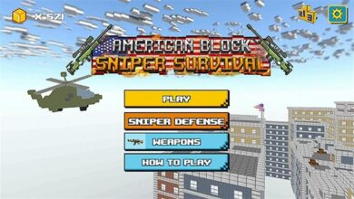 Photo of American Block Sniper Survival Hileli Apk – God Mod